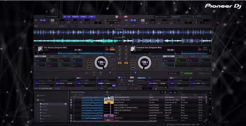 Pioneer DJ Rekordbox 4.0