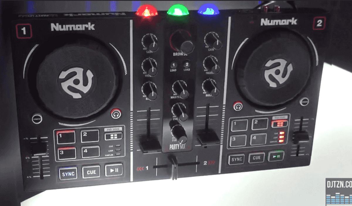 NAMM 2016: Numark Party Mix Video Introduction