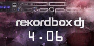 Rekordbox DJ 4.06