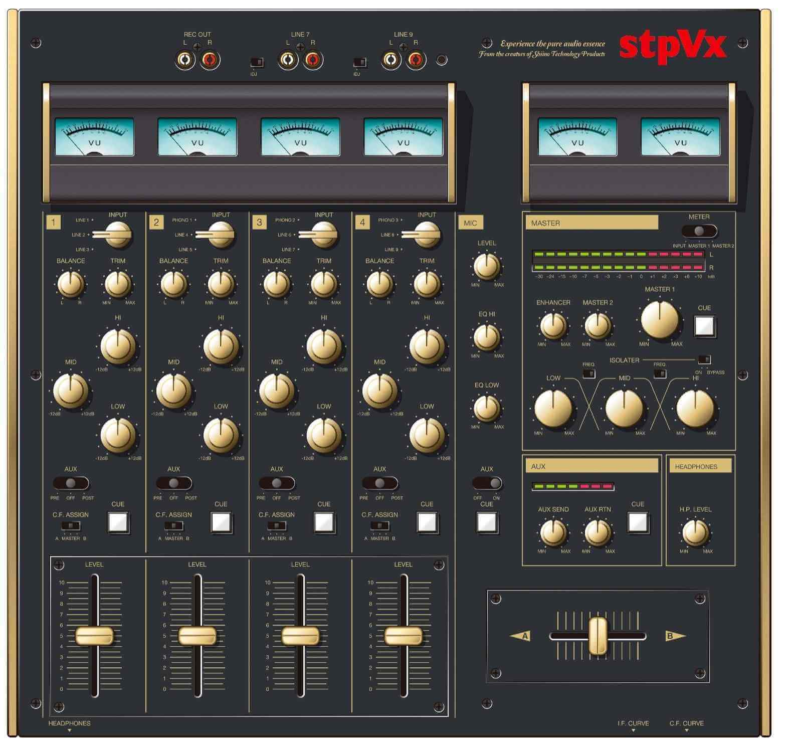 Vestax Is Now stpVx And Has A Mixer