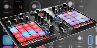 Hercules P32 DJ Djuced DJ controller