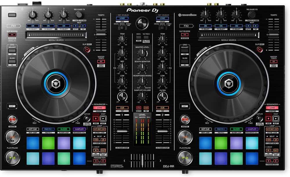 Pioneer DJ Launches DDJ-RR and DDJ-RB Rekordbox DJ Controllers!