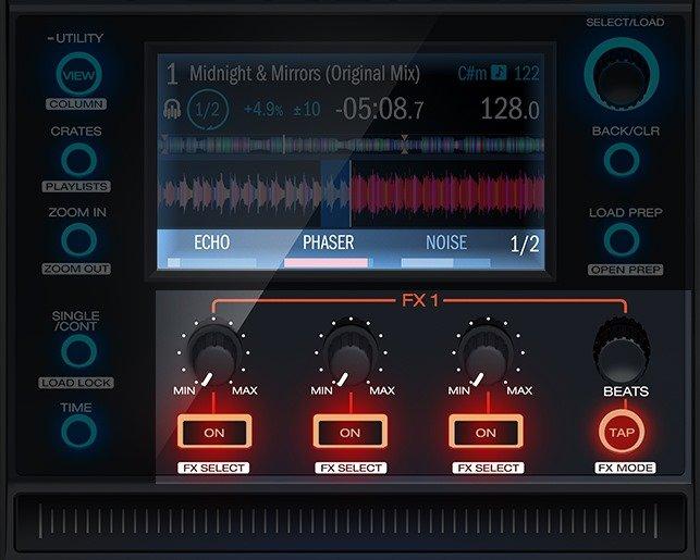 MCX8000 effects