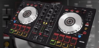 Pioner DJ DDJ-SB2