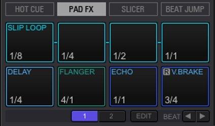 Rekordbox DJ Pads