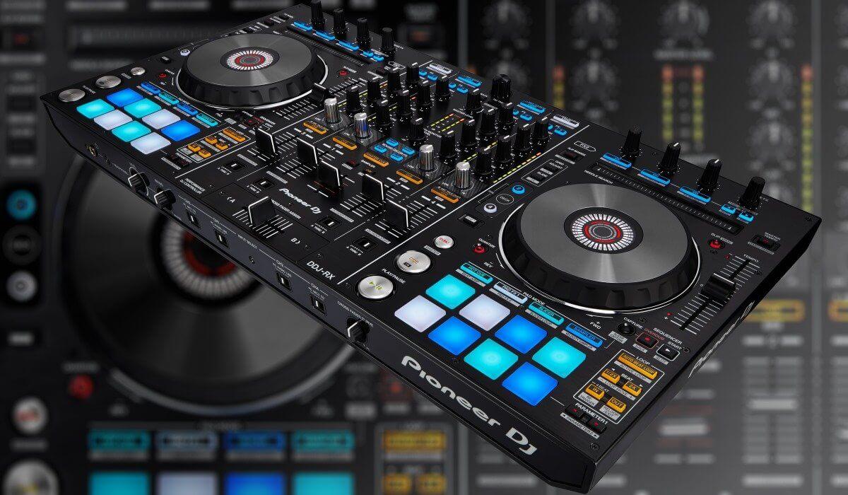 Pioneer DJ DDJ-RX