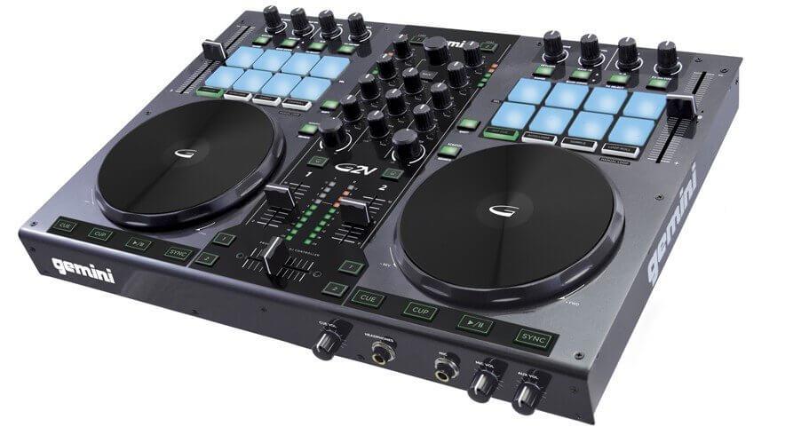 Gemini G2V DJ Controller Quick Review