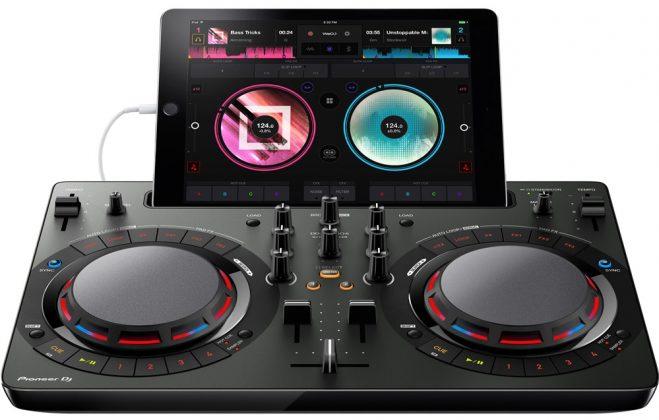 Pioneer DJ WeDJ