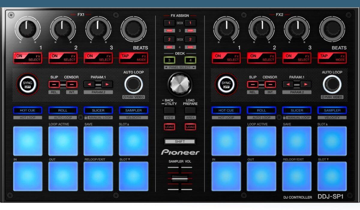Pioneer DJ DDJ-SP1