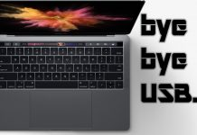 MacBook Pro Without USB