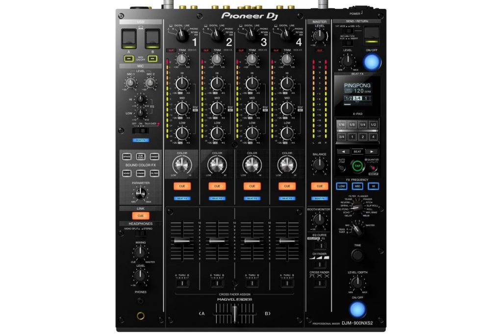 Pioneer DJ DJM-900 Nexus