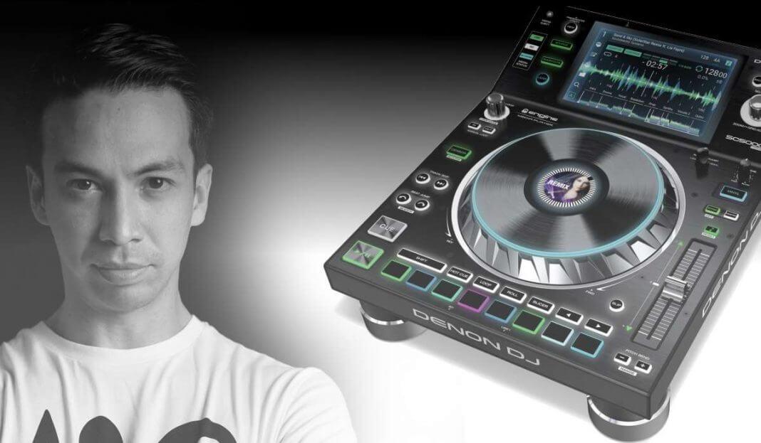 Superstar DJ's and their gear: Laidback Luke!