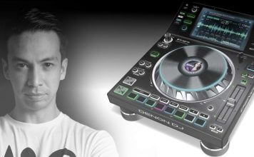 Superstar DJ's and their gear: Laidback Luke!