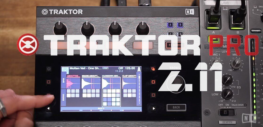 Traktor Pro 2 11 Available For Download