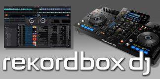 XDJ-RX with Rekordbox DJ