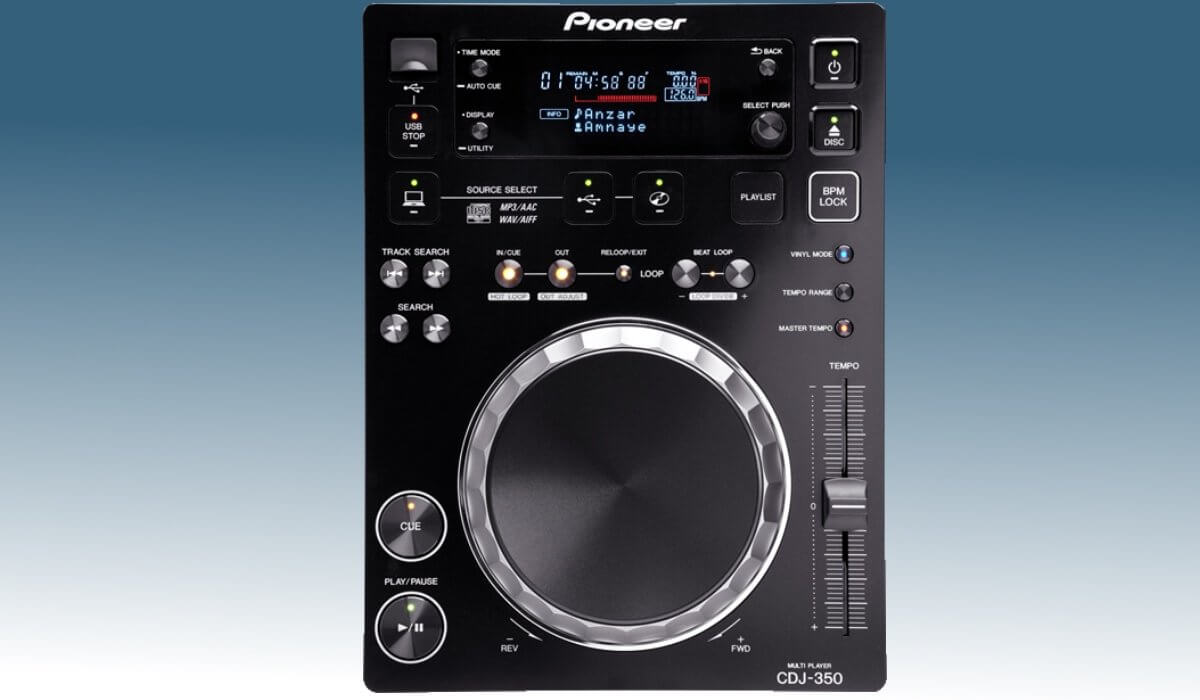 What Is The Best DJ Media Player For Home Use 2018