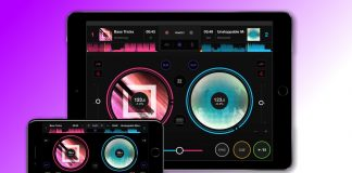 Pioneer DJ WeDJ for iPhone