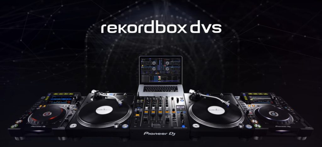 Rekordbox dj dvs add-on