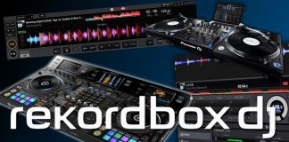 Rekordbox DJ software