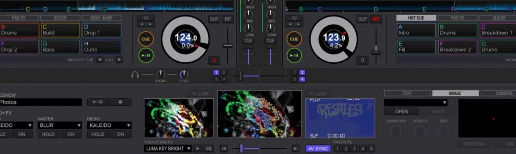 Rekordbox DJ video capabilities