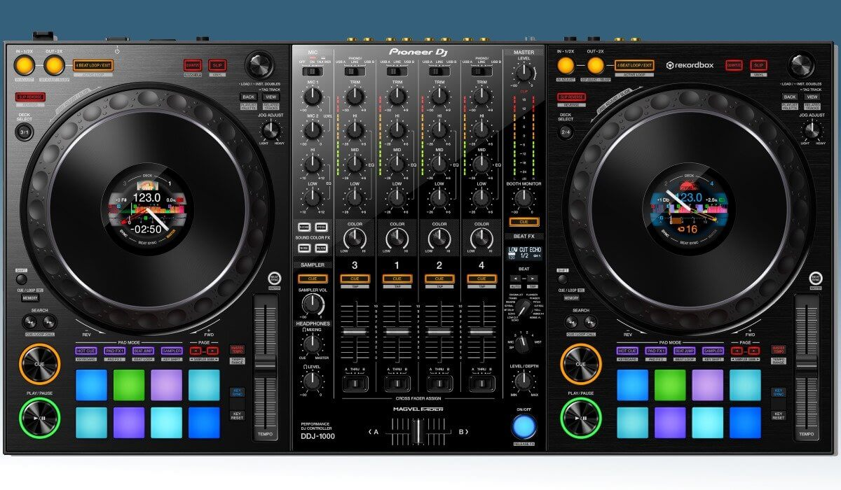 What Is The Best Dj Controller For Club Use 2018