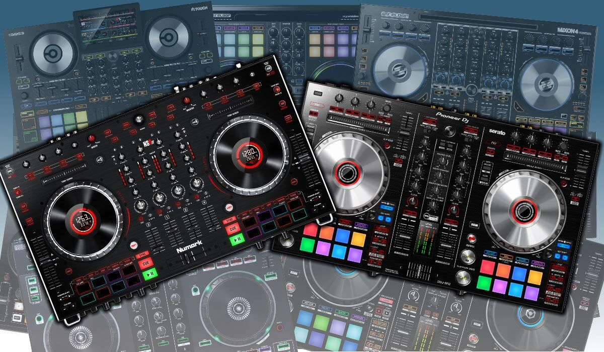 What Is The Best Mid-Range DJ Controller 2018