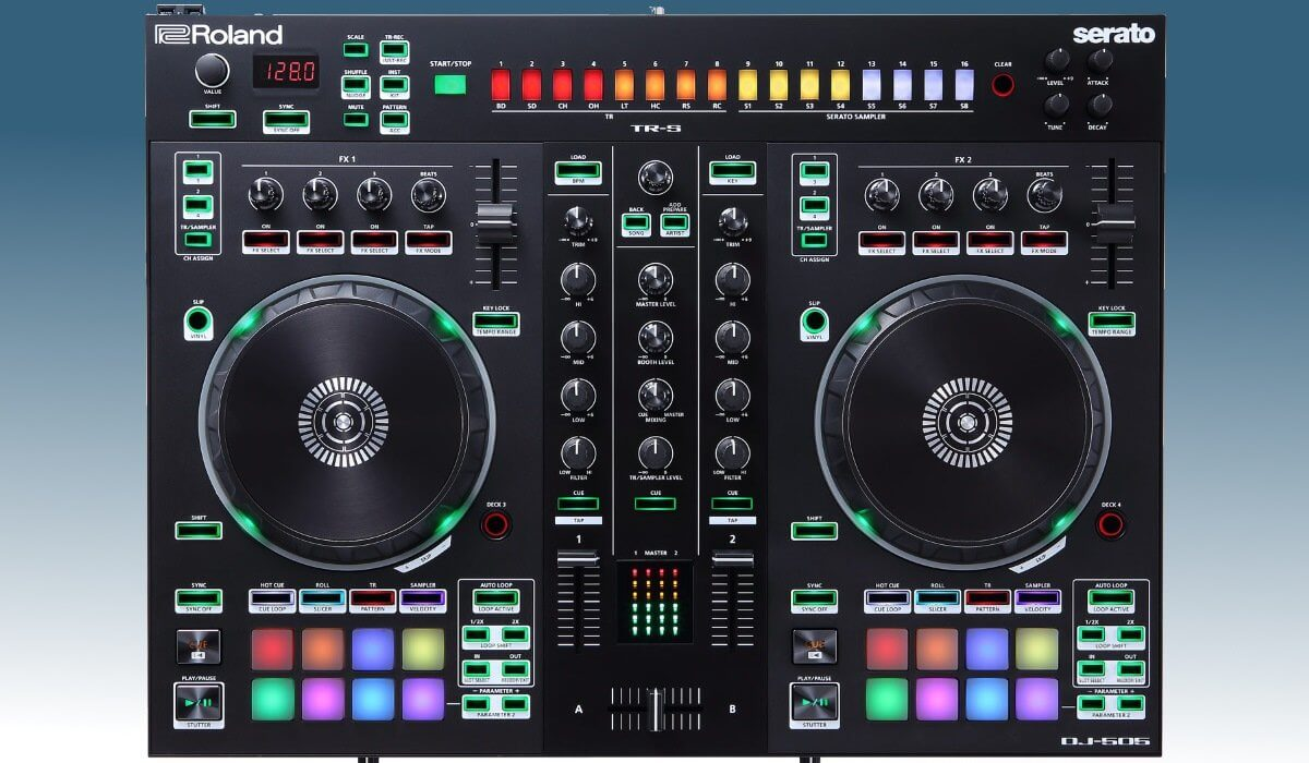 Reloop DJ-505