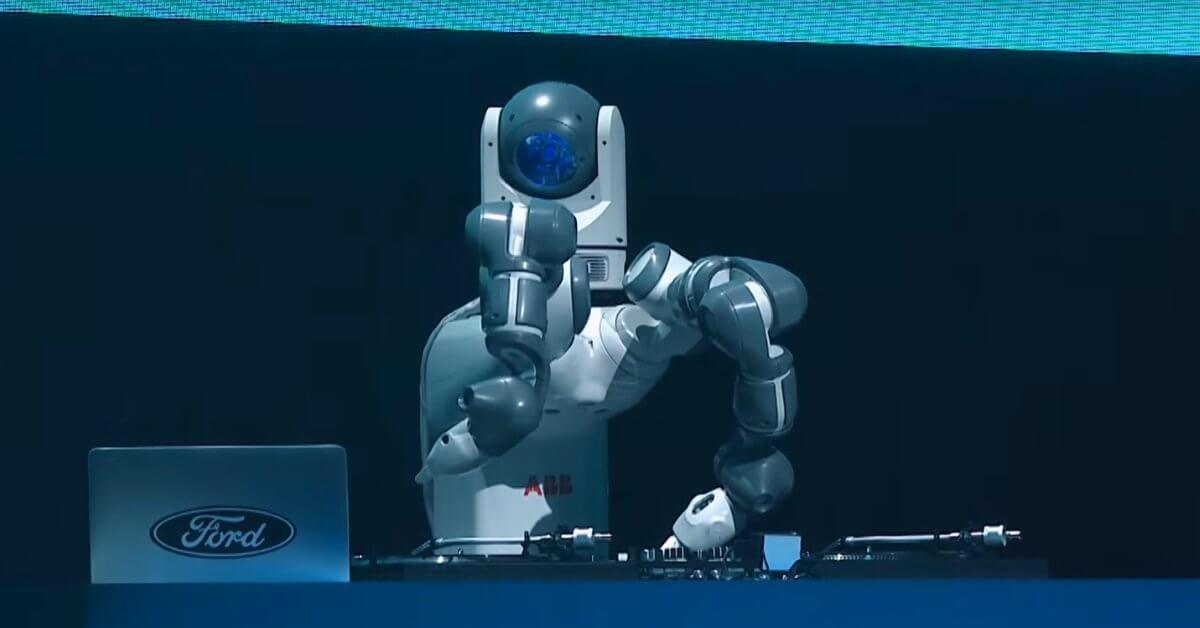 DJ Robot
