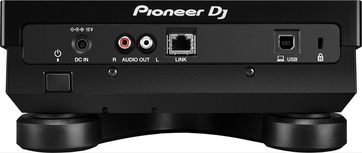 Pioneer DJ XDJ-700 back