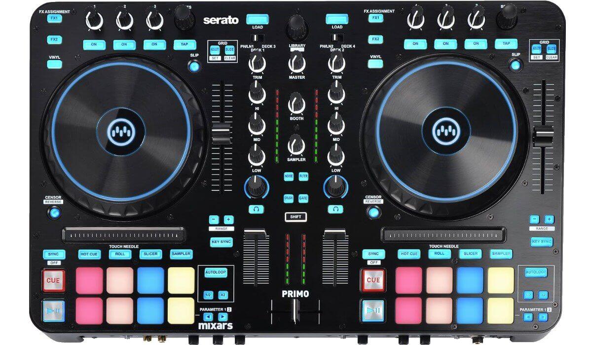 Mixars Primo top