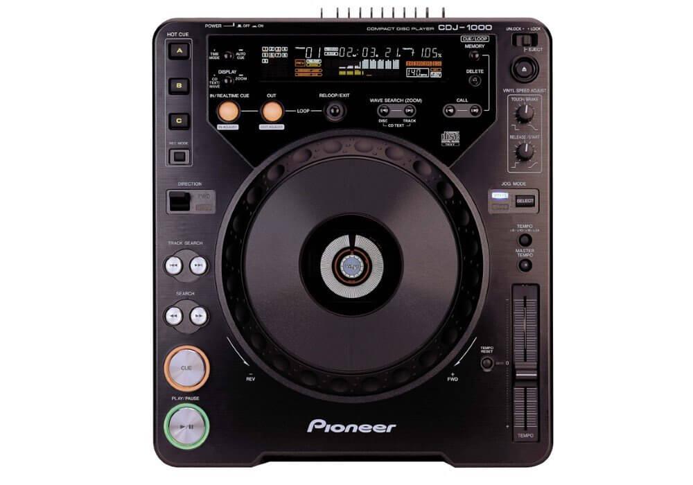 Pioneer DJ CDJ-1000MK1