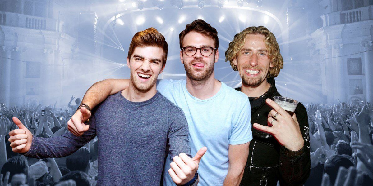 The Chainsmokers , the Nickelback of EDM?