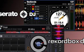 Serato DJ versus Rekordbox DJ