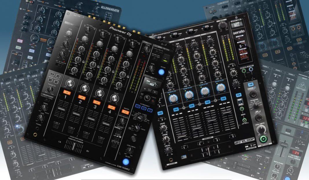 Best budget 4 channel DJ mixer