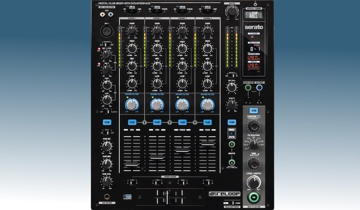 what is the best budget 4 channel dj club mixer 2018