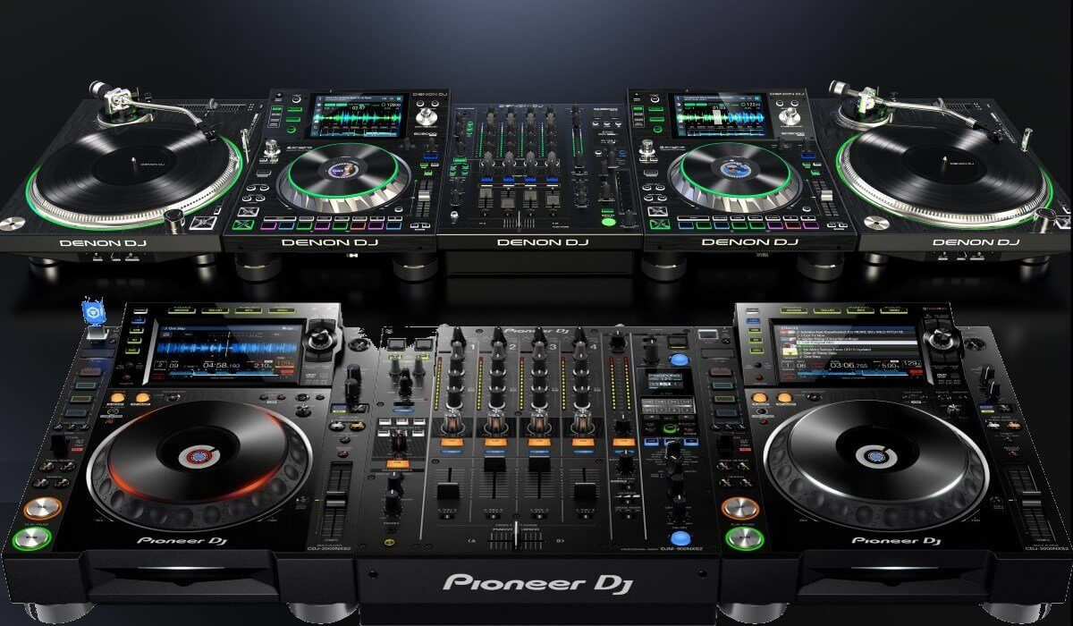 Denon Dj Prime Series Vs Pioneer Dj A Status Update