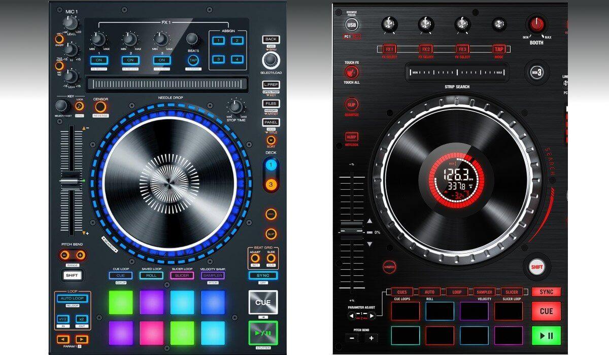 Numark NS6II versus Denon DJ MC7000: the decks compared