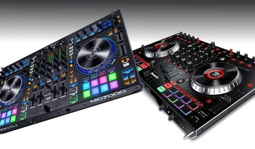 Numark NS6II versus Denon DJ MC7000