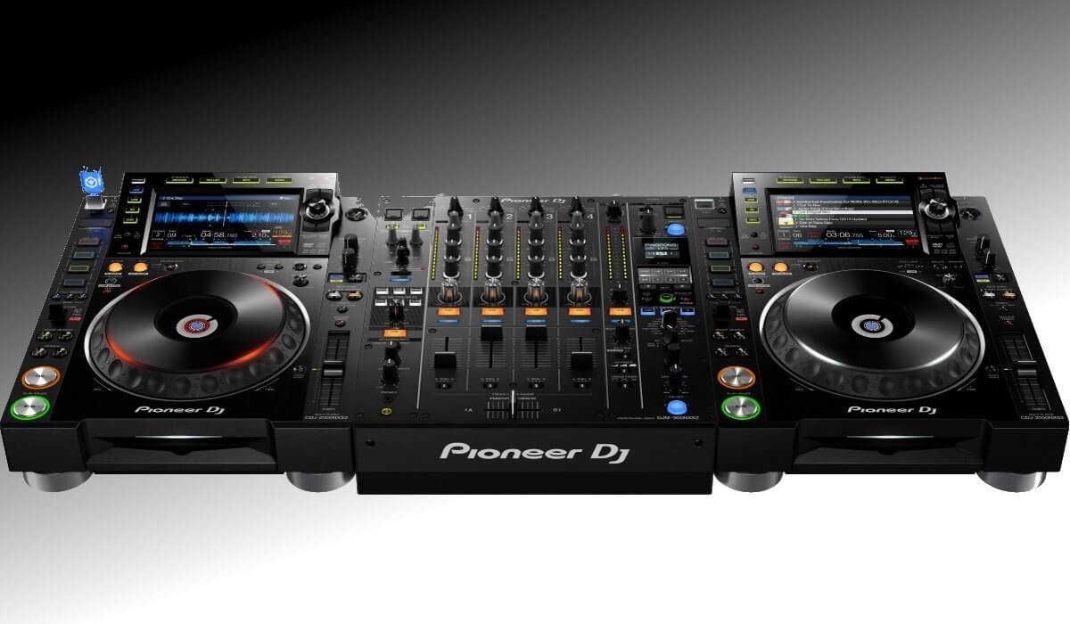 Pioneer DJ NXS2 System