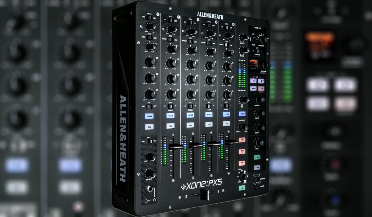 Allen & Heath Xone:PX5 DJ club mixer