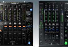 CDJ-2000NXS2 compared to the X1800 Prime