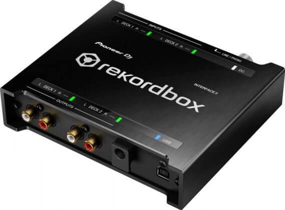 Pioneer DJ Inteface 2 Rekordbox DVS