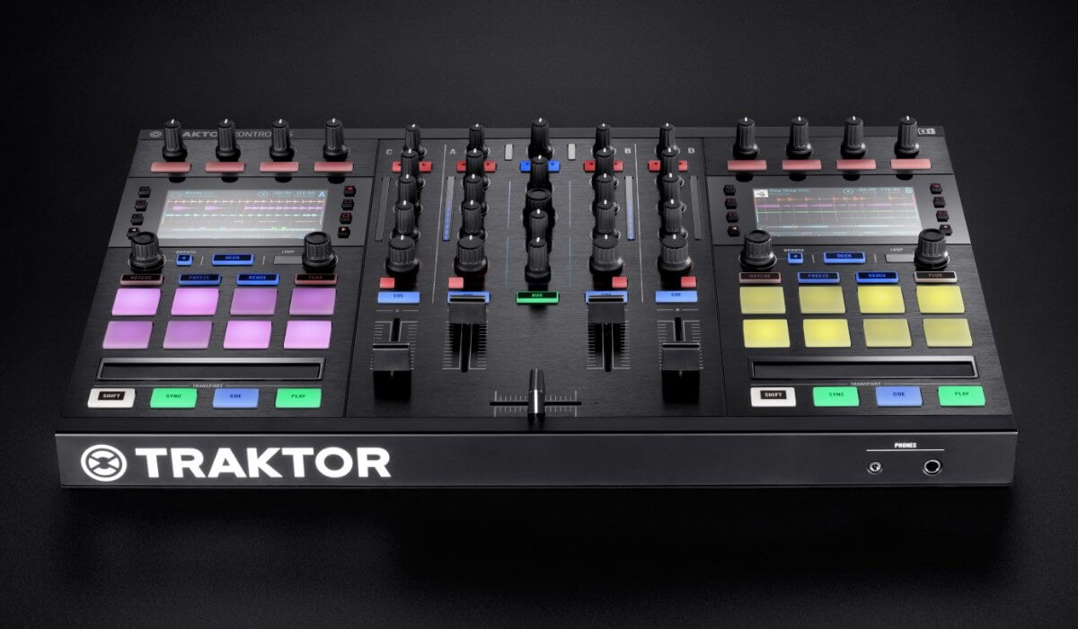 Native Instruments Traktor Kontrol S5 Review And Video