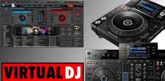 Virtual DJ 8 now supports the Pioneer DJ XDJ-1000MK2 and the XDJ-RX!