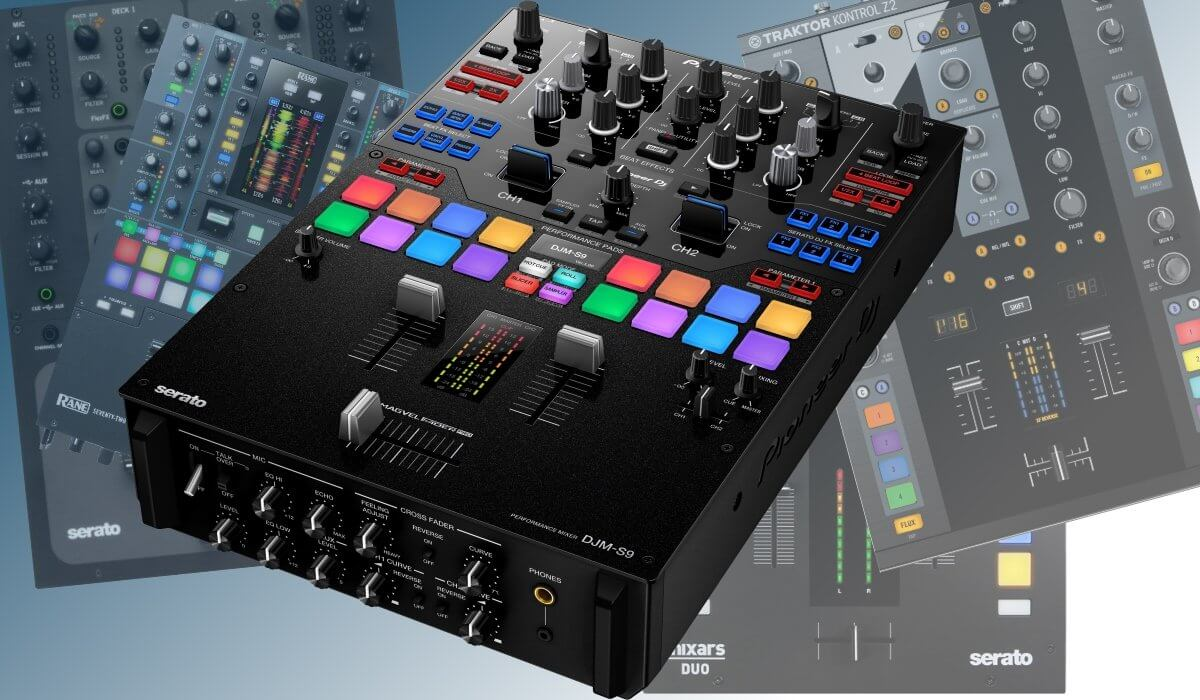 What Is The Best 2 Channel Professional Battle Mixer In 2018