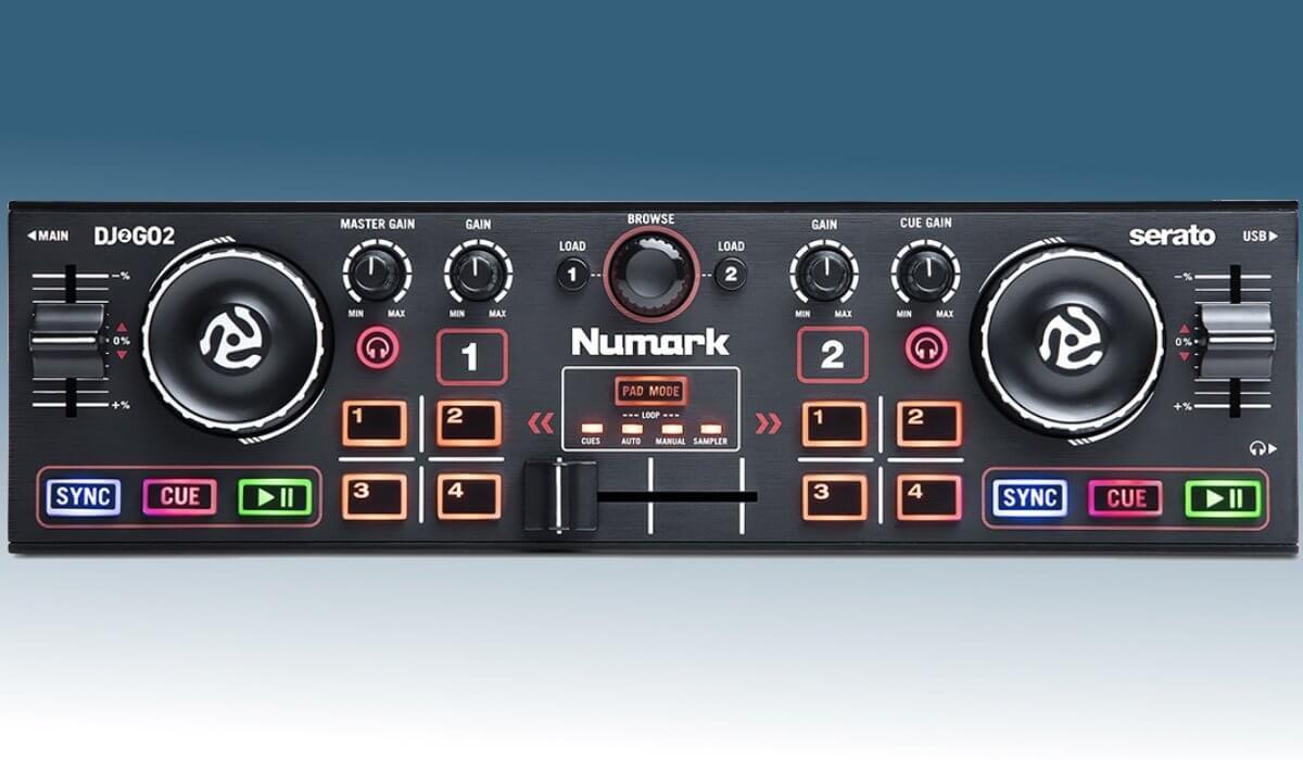 Numark DJ2SGO2