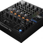 Pioneer DJ DJM-750MK2 side view.