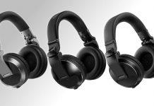 Pioneer DJ HDJ-X series
