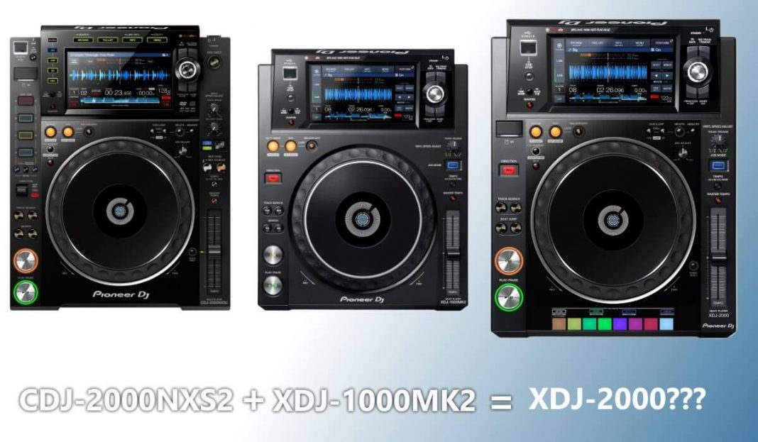 Is there an XDJ-2000 coming soon??