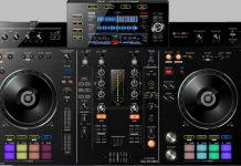Pioneer DJ XDJ-RX MK2 updated rendition